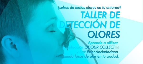 TALLER DE ODOUR COLLECT EN MADRID. 21/01/2019.