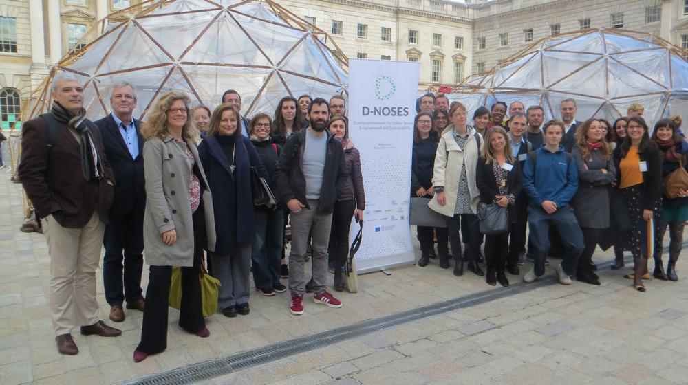 Contra la contaminación por malos olores en Europa. Autor: Fundación Ibercivis
