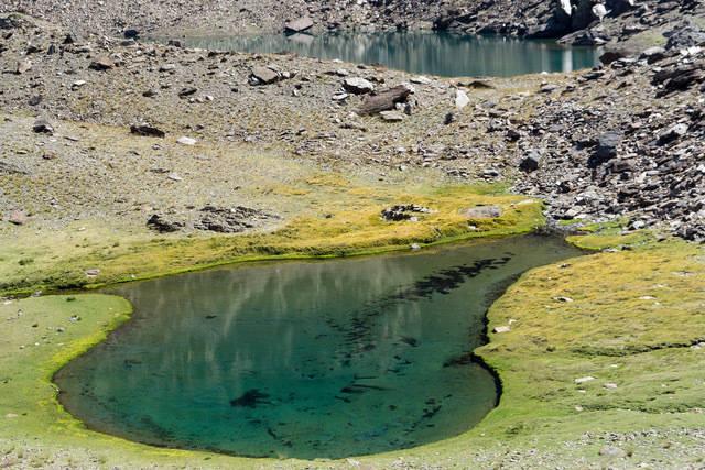 74 Oasis Glaciares de Alta Montaña: una campaña por todo lo alto. Autores: Manuel Villar Argaiz Y Eulogio Corral Arredondo