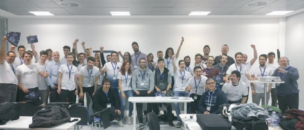 El hackathón de la NASA vuelve a Zaragoza. Autor: Borja Espejo