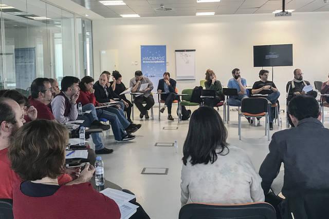 Mundo maker y ciencia ciudadana se dan cita en Zaragoza. Autor: Fundación Ibercivis