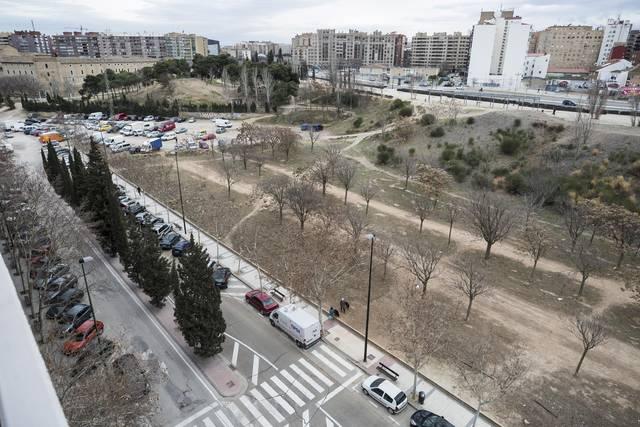 La contaminación de suelos de la Almozara, en el punto de mira ciudadano. Autor: Fundación Ibercivis