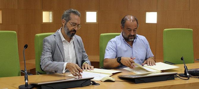 La UCLM y Quixote Innovation unen fuerzas en investigación e innovación