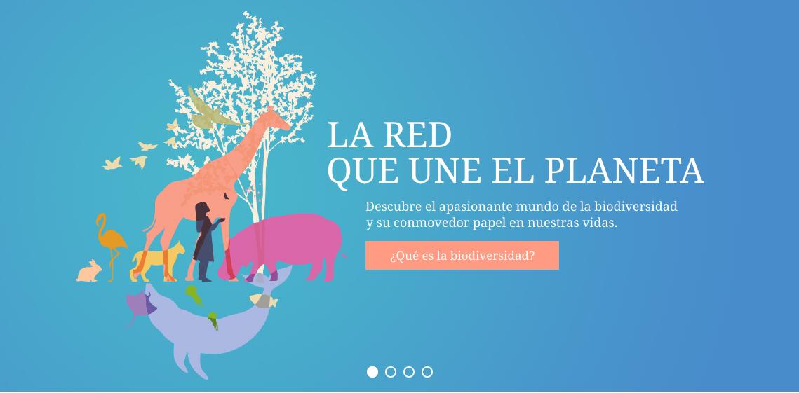 La Fundación Descubre estrena plataforma pionera en biodiversidad