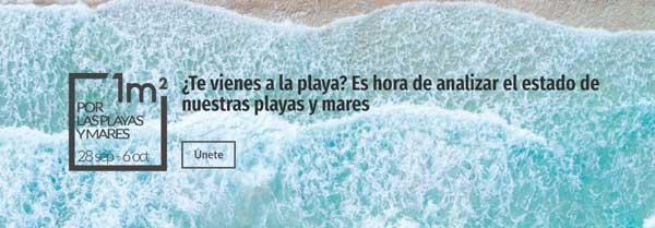 Vuelve '1m2 por las playas y los mares'