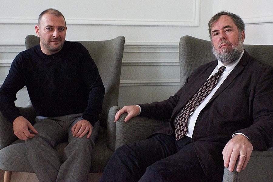 James D. Fernandez & Luis Argeo